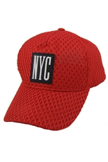 NYC Fashion Cap