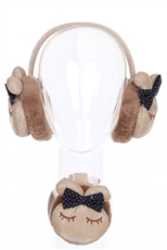 Animal Theme Dainty Earmuff