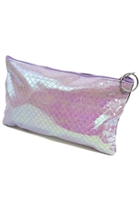 A Dozen Assorted Color Mermaid Theme Pouch