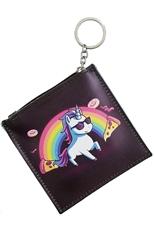 Dozen Unicorn PU Coin Purse
