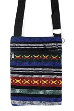 Dozen Assorted Color Tribal Print Crossbody Bag