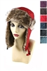 DZ Pack Assorted Color Faux Fur Fashion Aviator Hat
