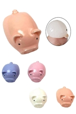 A Dozen Assorted Color Squishy Ball Anti Stress Squeeze Animals Ball Stress Relief Ball Toy
