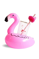 A Dozen Flamingo Cup Holder