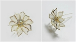 Dozen Flower Hair Pin