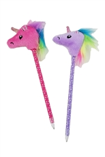 Dozen Assorted Color Unicorn Pen