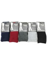 A Dozen Assorted Thigh High Boot Socks