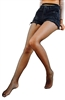 DZ Pack Black Fashion Fishnet Hosiery
