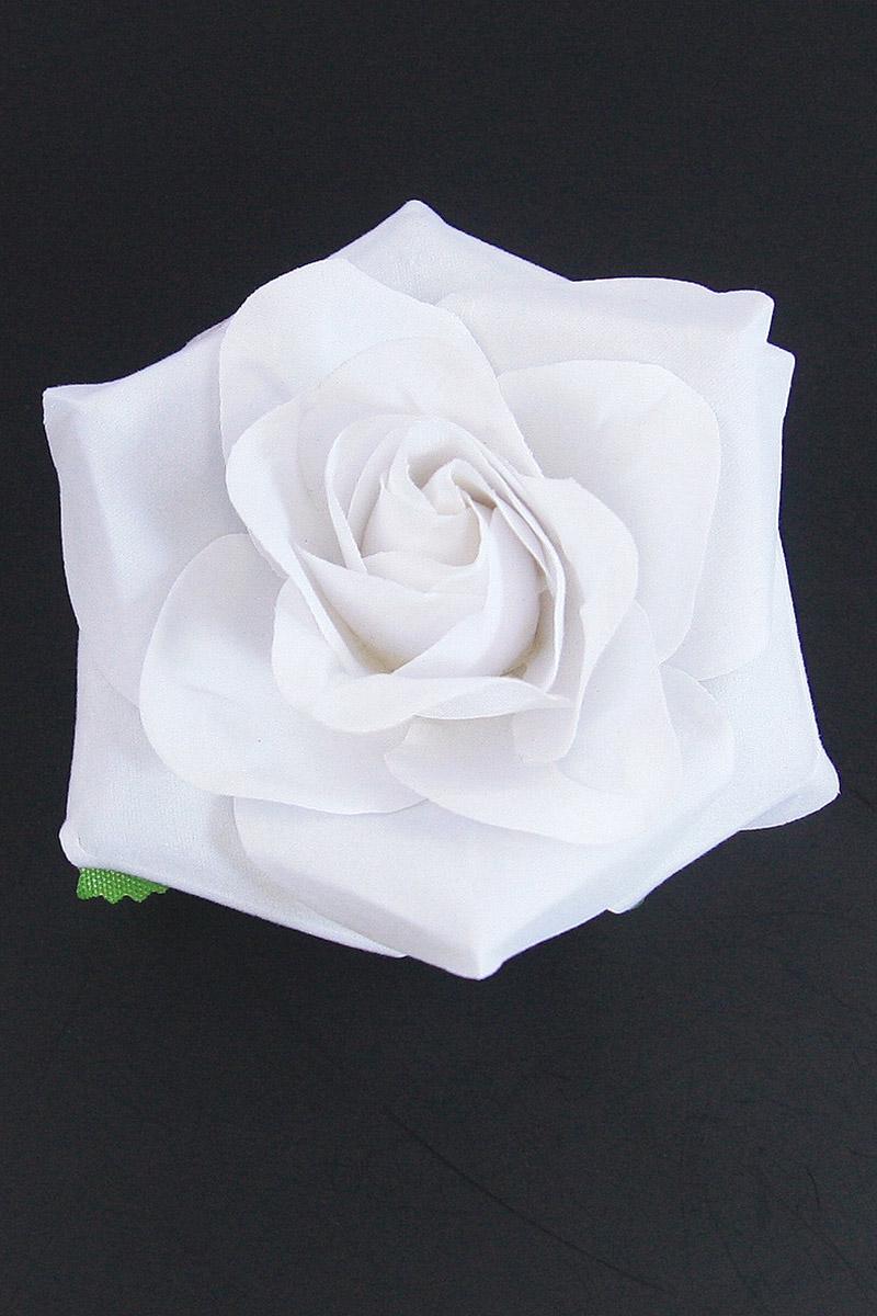 Dozen White Flower Hair Clip