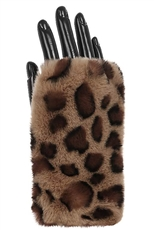 A Dozen Leopard Fur Gloves