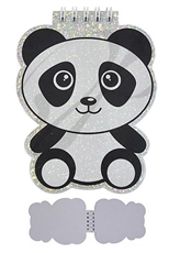 A Dozen Assorted Panda Theme Notebook