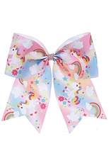 A Dozen Unicorn Bow Hair Clip
