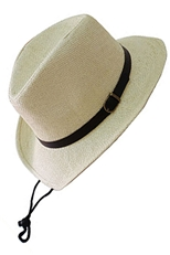 A Dozen Assorted Color Fashion Straw Brim Hat