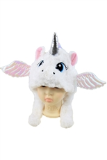 A Dozen Assorted Color Unicorn Baby Hat