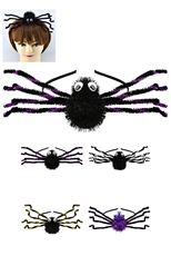 A Dozen Assorted Color Halloween Headband