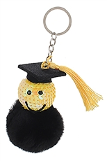 A Dozen Graduation Key Ring