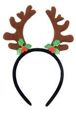 Dozen Christmas Theme Headband