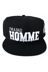 IM A BAD BOY Snapback Hat