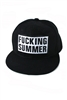 FUKIN SUMMER Snapback Adjustable unisex Cap