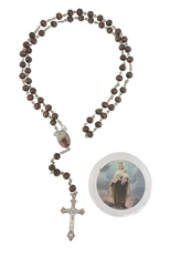 A Dozen Rosary Long Necklace in Scented Case