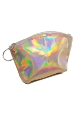 A Dozen Assorted Color Hologram Coin Purse