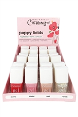 24-pc Poppy Fields Nail Polish Set