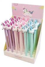 36-pc Unicorn Pen Set