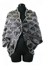 DZ Pack Assorted Color Fashion Knit Bolero