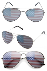 Dozen American Flag Sunglasses