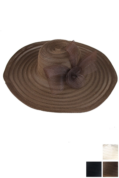 DZ Pack Assorted Color Sun Hat