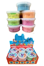 A Dozen Assorted Color Magic Sand Kids Toy