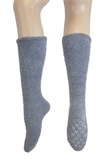 A Dozen Assorted Color Long Cozy Sleep Socks
