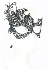 DZ Pack Assorted Designs Back Lace Mask