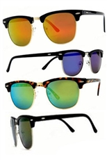 A Dozen Assorted Color Fashion Sunglasses