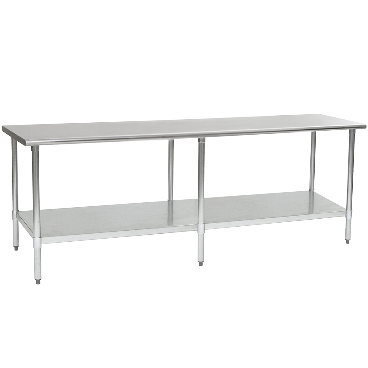 Used Stainless Steel Tables >> Used 8 Ft Stainless Steel Table
