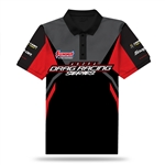 ANDRA Series Sublimated Crew Polo Shirt