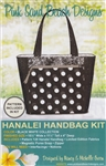 Hanalei Handbag Kit - Black White
