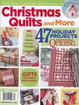 Christmas Quilts and More