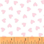 Windham Basics Hearts 31640-24 Half Yard