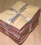 Pink Lemonade - Fat Quarter Bundle - Multi by Ciana Bodini for Camelot 3240106FQB