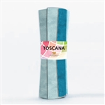 TOSCANA Color Coordinating Precuts - Lagoon RTOSC10-600