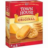 TOWN HOUSE CRACKERS 13.8 OZ