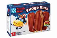 NORTH STAR FUDGE BARS 12CT