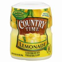 COUNTRY TIME LEMONADE 8 QT CAN