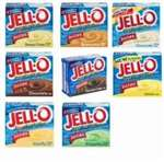 JELL-O PUDDING 3 OZ