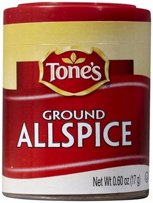 TONES GROUND ALLSPICE 0.6 OZ