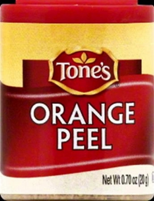TONES ORANGE PEEL .7  OZ