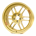 ENKEI RPF1 17X8 +45 5x114.3 Gold Paint