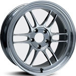 ENKEI RPF1 17X9 +45 5x114.3 Chrome