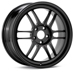 ENKEI RPF1 17X9 +45 5x114.3 Black Paint